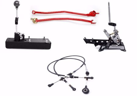 Picture for category Conversion Shifter Kits, Rods and Cables