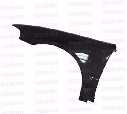 Picture of Seibon Carbon Fibre Front Wings Civic 92-95 2 3dr