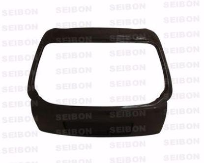 Picture of Seibon Carbon Fibre Bootlid Civic 96-00 3dr