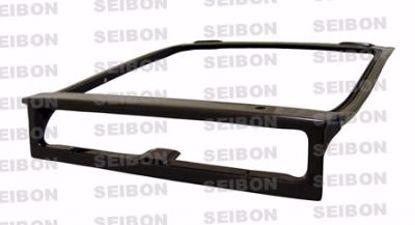 Picture of Seibon Carbon Fibre Bootlid CRX 88-91