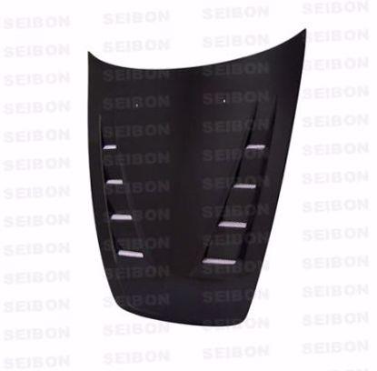 Picture of Seibon Carbon Fibre Hood S2000 00-09 AP1 MG Style