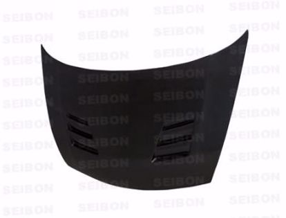 Picture of Seibon Carbon Fibre Hood Civic 07-10 FD2 TS Style