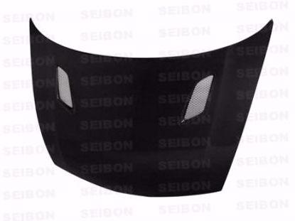 Picture of Seibon Carbon Fibre Hood Civic 07-10 FD2 MG Style