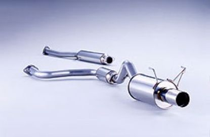 Picture of Fujitsubo Power Getter Exhaust System Integra DC2 94 01 Inc Type R