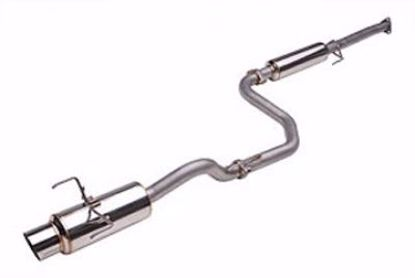 Picture of Skunk2 Megapower Exhaust System 60mm Delsol 92-97
