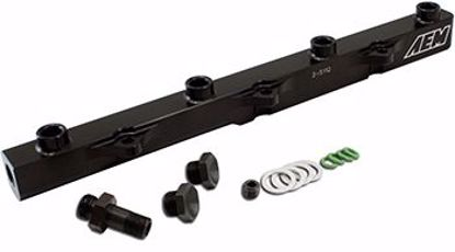 Picture of AEM High Volume Fuel Rail S2000 F20C