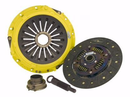 Picture of ACT Full Face Organic Clutch Kit Stage 2 5 K Series K24 Accord CL9 255lbsft perf street disc