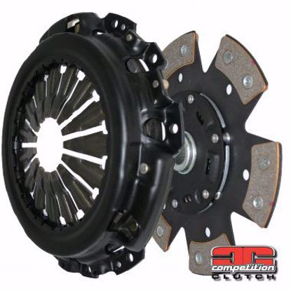 Picture of Competition Clutch Stage 1 Gravity Clutch Kit Civic / DelSol  92-00 D15 D16 All