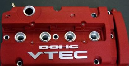 Picture of Genuine Honda H22A Type R/Euro R Red Rocker Cover