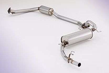 Picture of Fujitsubo Power Getter Exhaust System Civic 07-10 H/B FN2 Euro
