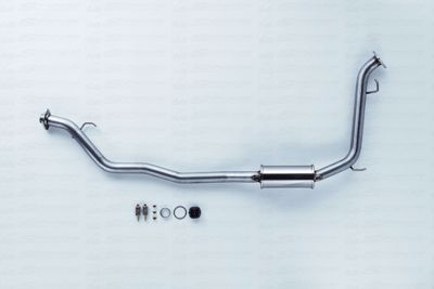 Picture of Spoon Sports B Pipe Exhaust System Jazz/Fit 01-08 GD1/3