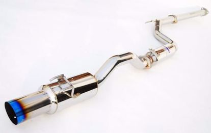 Picture of Invidia N1 Stainless Steel Exhaust System Civic Type R EP3 02-06 Titanium Tip