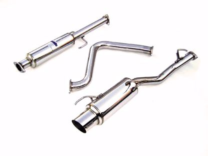 Picture of Invidia N1 Stainless Steel Exhaust System Prelude 92-96