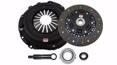 Picture of Competition Clutch Stage 2 Street Series Carbon/Kevlar Clutch Kit Civic / CRX 90-91 D Series Cable Clutch
