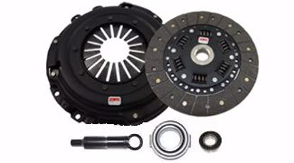 Picture of Competition Clutch Stage 2 Street Series Carbon/Kevlar Clutch Kit  Civic / CRX 88-91 B16a1 / B16a SiR / Integra DA 90-93
