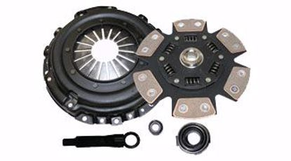Picture of Competition Clutch Stage 4 Sprung/Solid Ceramic Clutch Kit Civic / DelSol / Integra 92-00 B16a2 / B16a SiR / Integra DC2 B18C / MB6 B18C4