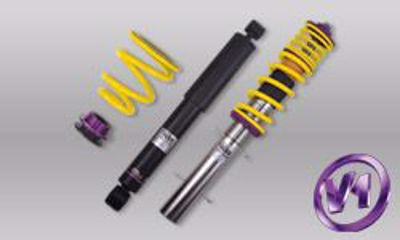 Picture of KW Variant 1 Coilovers Jazz/Fit 08-Onwards GG1, GG2, GG3, GG5, GG6, GE6