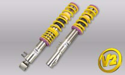 Picture of KW Variant 2 Coilovers Civic 07-10 3/5 dr NON Type R FK1,FK2,FN1,FN4