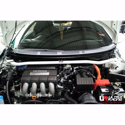 Picture of Ultra Racing Front Upper Strut Brace CRZ ZF1 2 Point
