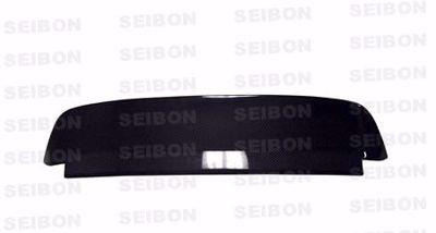 Picture of Seibon Carbon Fibre Spoiler Civic 92-95 hb Spoon Style With Brake Light