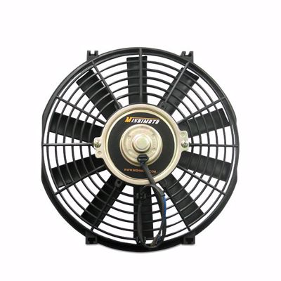 "Picture of Mishimoto Universal Slim 14"" Pusher/Puller Cooling Fan"