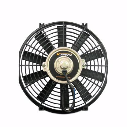 """Picture of Mishimoto Universal Slim 14"""" Pusher/Puller Cooling Fan"""