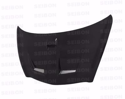 Picture of Seibon Carbon Fibre Hood Honda Jazz/Fit 01-08 MG Style