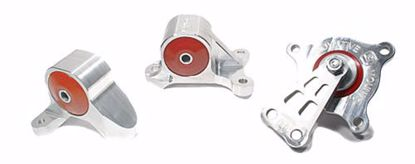 Picture of Innovative Mounts Uprated Engine Mount Kit Civic Type R EP3 / Integra Type R DC5 K20A/A2 3pc Kit Billet Aluminium