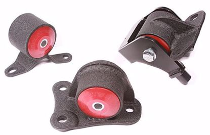 Picture of Innovative Mounts Uprated Engine Mount Kit Prelude 97-01 Manual Transmission Steel