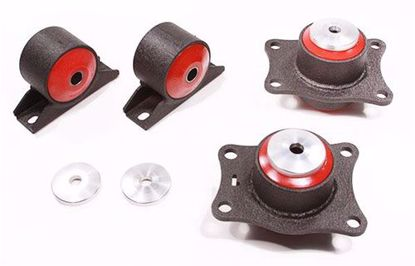 Picture of Innovative Mounts Uprated Differential Mount Kit S2000 F20C 99-10 Steel