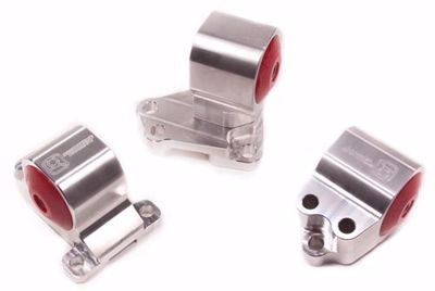 Picture of Innovative Mounts Auto to Manual Gearbox Conversion Mount KIT Civic 92-95 / DelSol 92-97 ONLY D Series Chassis 3 Post Billet Aluminium