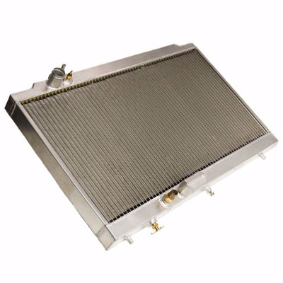 Picture of Hybrid Racing Griffin K-Swap Radiator Integra 94-01 FULL SIZE