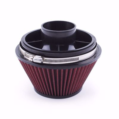 """Picture of Hybrid Racing 3"""" Velocity Stack and Filter"""