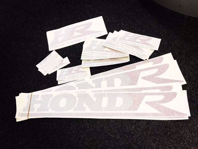 Picture of HONDR DECAL (sticker)