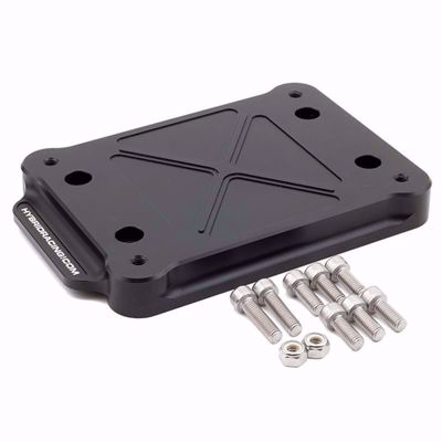 Picture of HYBRID RACING DC5 SHIFTER MOUNTING PLATE