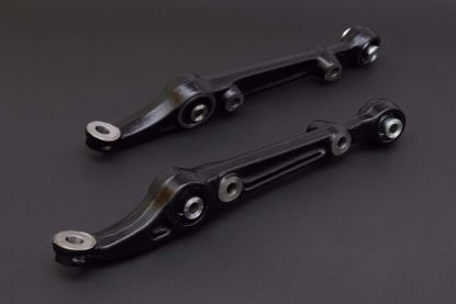 Picture of HARDRACE OE STYLE REAR LOWER CONTROL ARM WITH SPHERICAL BEARINGS 2PC SET HONDA CIVIC EG 92-96