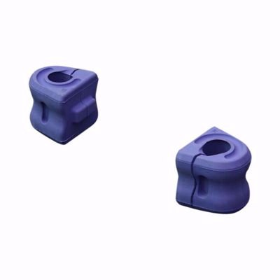 Picture of HARDRACE 19MM HARDENED FRONT TPV STABILIZER BUSHES 2PC SET HONDA CIVIC FN2 07-11