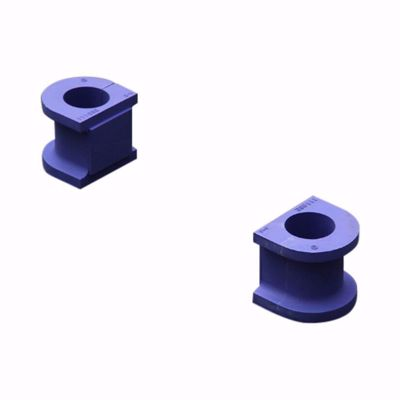 Picture of HARDRACE HARDENED FRONT STABILIZER BUSHES -23MM 2PC SET HONDA INTEGRA DC5 TYPE R 02-06