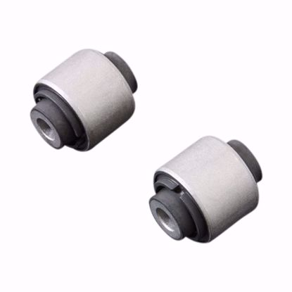 Picture of HARDRACE HARDENED RUBBER REAR UPPER ARM BUSHES 2PC SET HONDA ACCORD 98-02