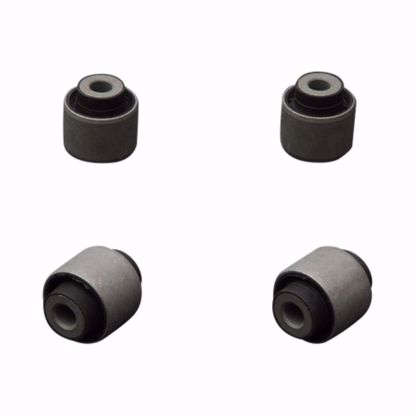 Picture of HARDRACE HARDENED RUBBER REAR LOWER ARM BUSHES HONDA CIVIC EG 92-96 INTEGRA TYPE R DC2 95-01