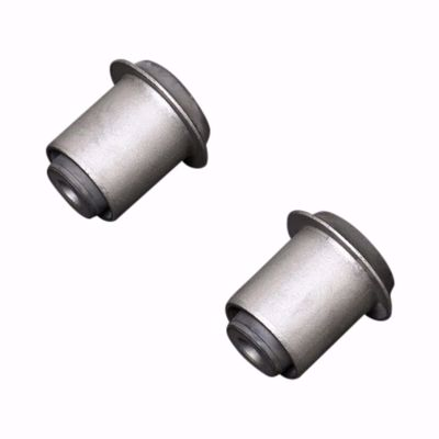 Picture of HARDRACE HARDENED RUBBER FRONT LOWER ARM BODY SIDE BUSHES 2PC SET HONDA CIVIC EP3 INTEGRA DC5 01-05