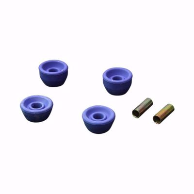 Picture of HARDRACE REINFORCD TPV TENSION ROD BUSHES 6PC SET HONDA CIVIC ACCORD PRELUDE 90-02